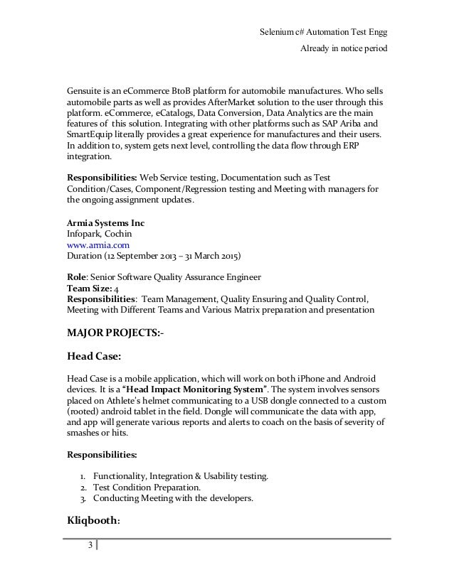 Cover Letter For Software Quality Assurance Engineer Test Engineer Cover  Letter This Ppt File Includes Useful