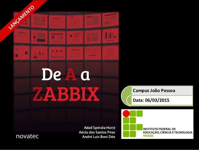 Campus João Pessoa Data: 06/03/2015