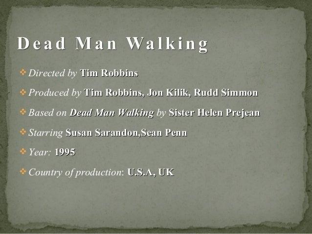 Capital Punishment in Dead Man Walking