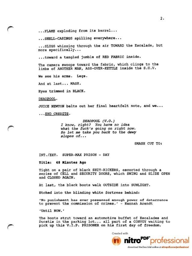 THE STRANGERS PDF SCRIPT PDF - My Pdf