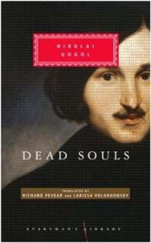 dead souls plot