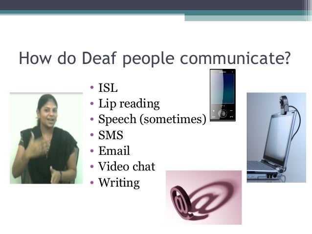 Understanding The Deaf Community Focus India