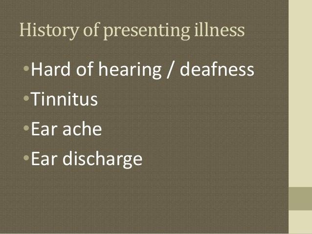 ASSESSMENT OF Deafness