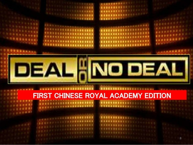 deal or no deal classroom game on subjectverb agreement, Powerpoint