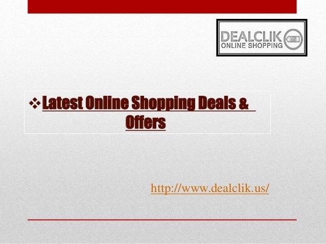 11075ba3e5eb Latest Online Shopping Deals   Offers http   www.dealclik.us ...