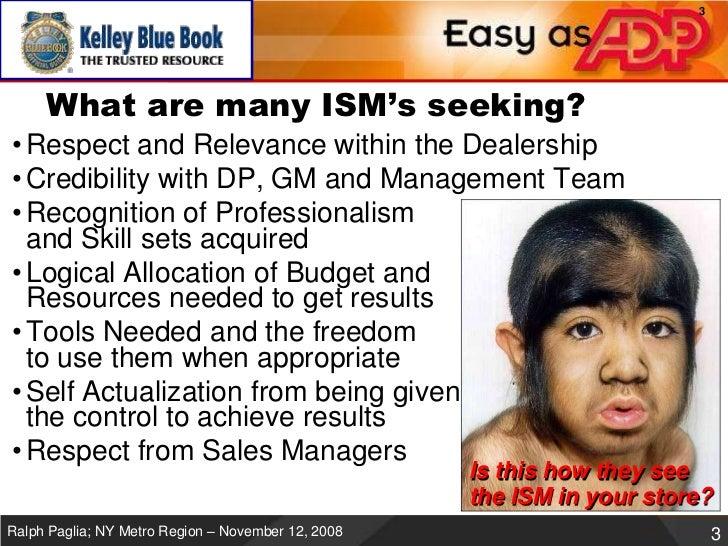 Dealer advertising workshop   kelley blue book e networking session v5 Slide 3
