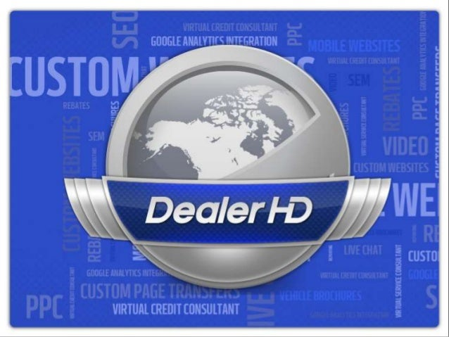 Dealer HD - Custom Websites and Digital Marketing