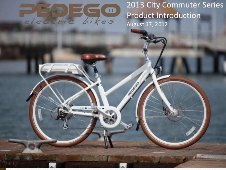 2013 City Commuter SeriesProduct IntroductionAugust 17, 2012