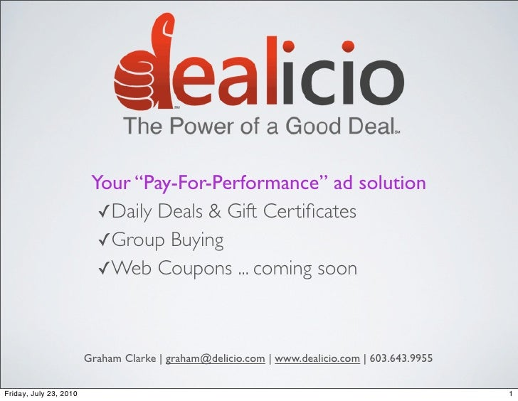 Dealicio how-it-works