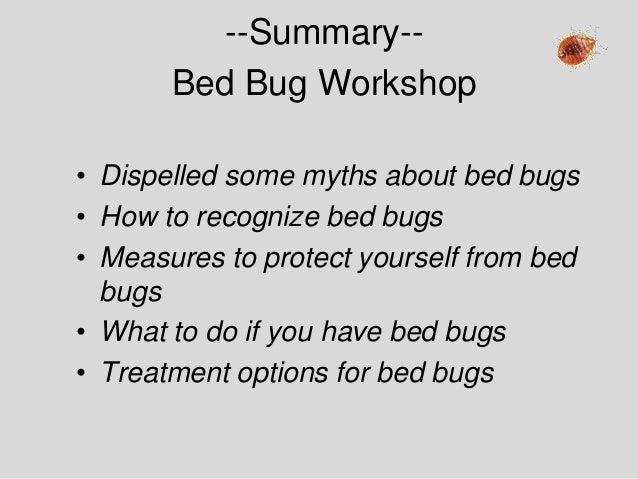 Rutgers Bed Bug Study