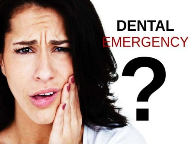 Decide if you have an Emergency or Not