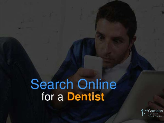 In Locating Dentists Search a Site that Specializes
