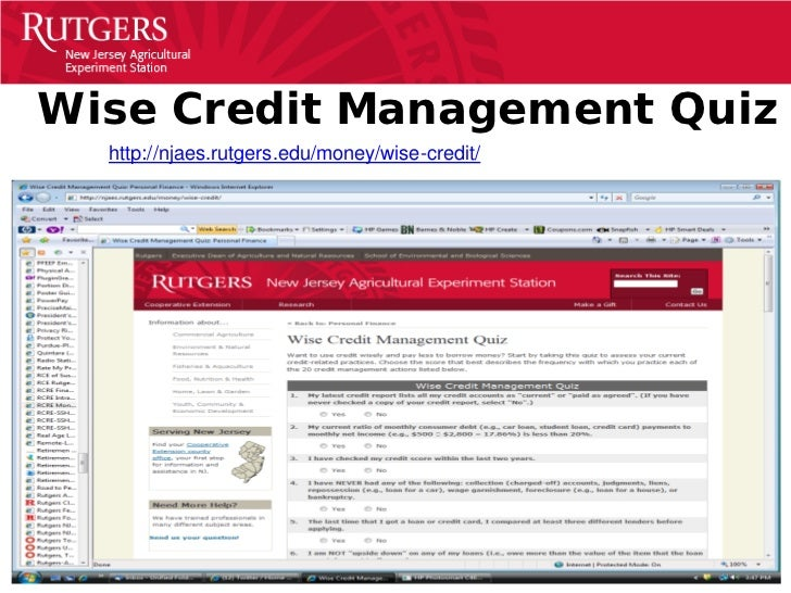 rutgers powerpoint template - dealing with debt updated 02 12