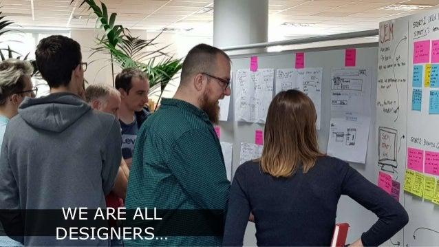 Dealing with design debt (UCD Gathering)