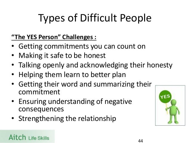 how to deal with difficult people A challenging aspect of pastoral ministry is dealing with difficult people these are people who need help but seem to challenge you at every turn.