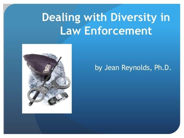 gender discrimination in law enforcement
