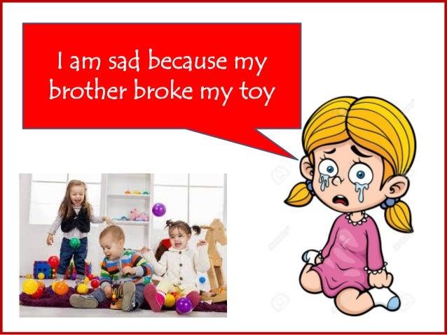 Emotional skills:Dealing with sadness Slide 2