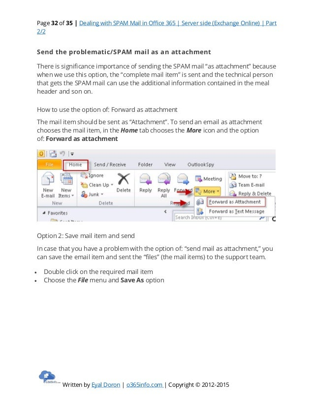 how to stop sending spam on yahoo mail