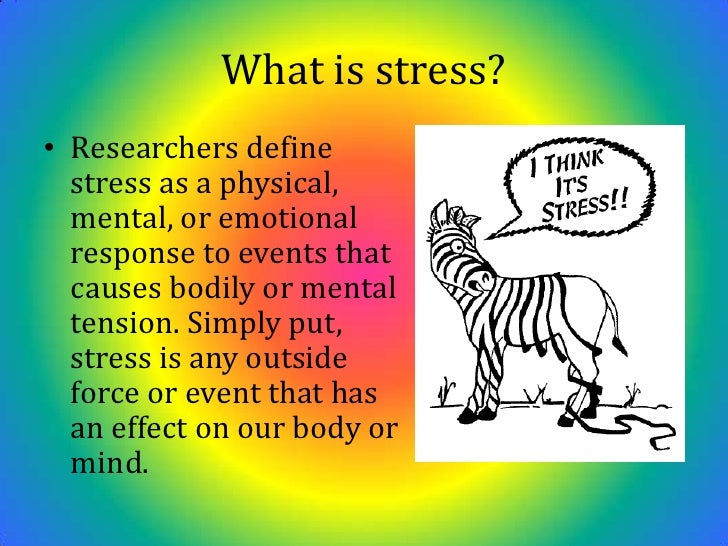the definition of stress in people Learn stress with free interactive flashcards choose from 500 different sets of stress flashcards on quizlet.
