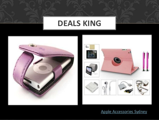 DEALS KING Apple Accessories Sydney