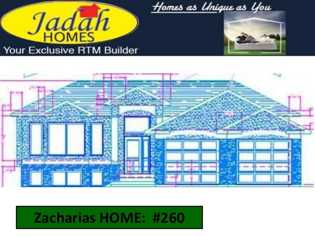 Zacharias HOME: #260