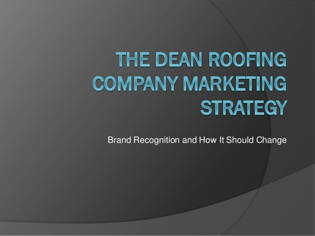 Brand Recognition and How It Should Change