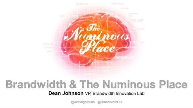 The Numinous Place at Off The Page
