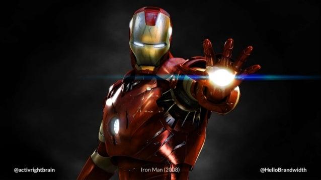 5 .  /  , '/  «/2 I  . /  /   @activrightbrain Iron Man (20)I)I3) @HelloBrandwidth I