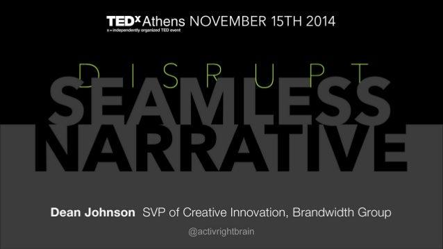 @activrightbrain  1  Brandwidth Innovation Lab