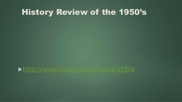 The 1940's http://kclibrary.lonestar.edu/deca de40.html