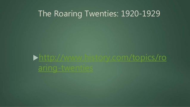 Final Unit Test Modern History Decades 1920-1950  1. Compare and contrast the 1930's with the 1950's. Describe the succes...