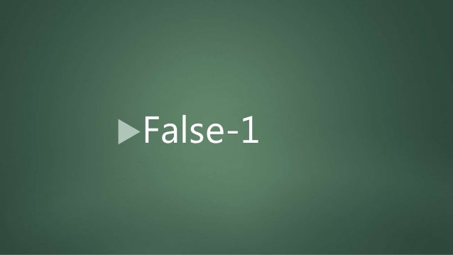 False-4