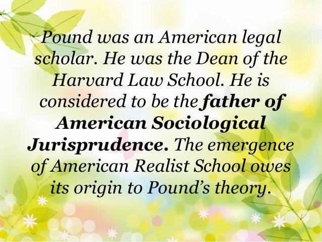 sociological school of jurisprudence
