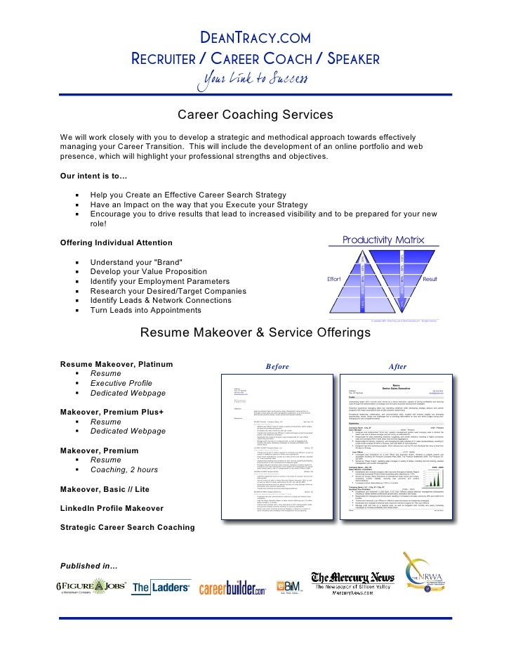 Wonderful Resume Coaching Services Ideas - Example Resume and ...