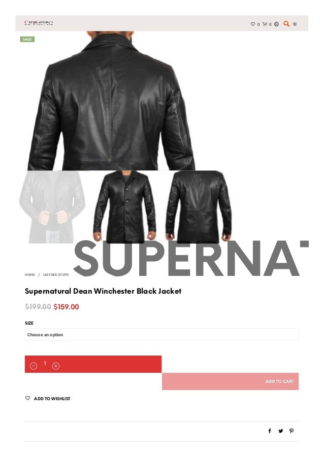 Motorcycle jacket SPECTRE 50//S BLACK