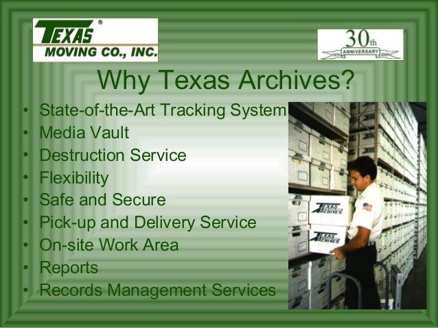 908 N. Bowser Road • Richardson • Texas • 75081 972-234-6371 • Fax 972-437-5342 • 800-TMC-MOVE www.texasmoving.com TxDOT #...