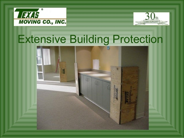 Extensive Building Protection