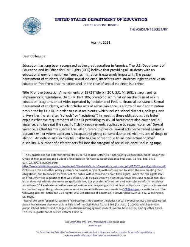 Dear Colleague Letter AfJWwXDJ