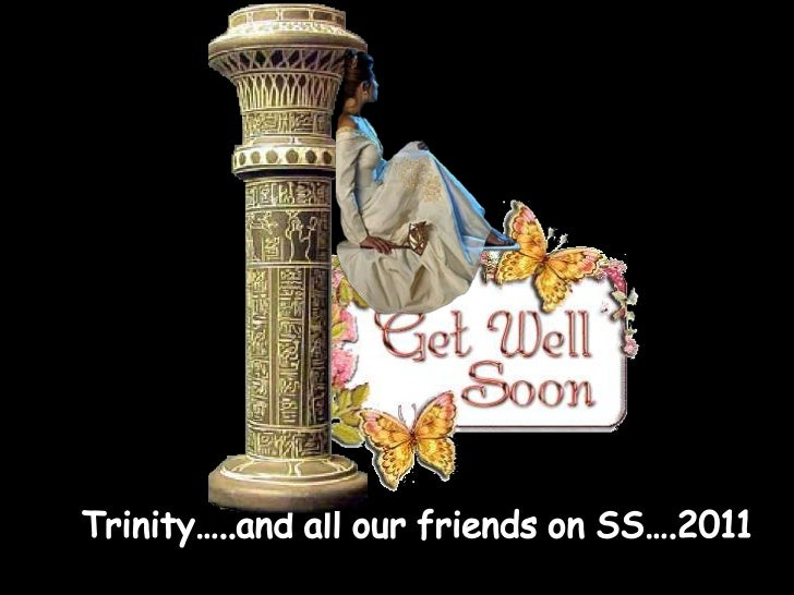 Trinity…..and all our friends on SS….2011<br />