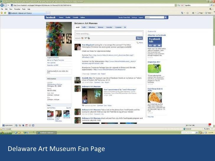 Delaware Art Museum Fan Page