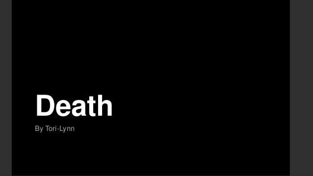Death By Tori-Lynn