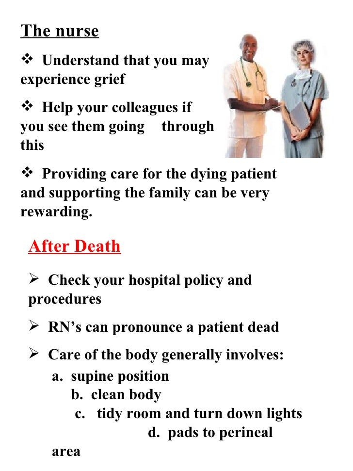 essays about death and dying Death is stressful and a testing encounter to caregivers, nurses, physicians and relatives who were taking care of the patient.