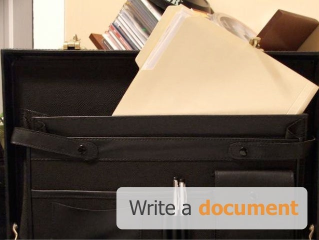Write a document