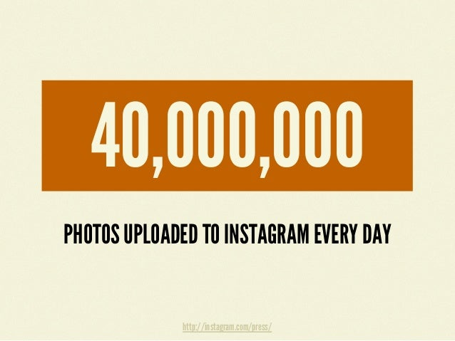 http://gizmodo.com/5937143/what-facebook-deals-with-everyday-27-billion-likes-300-million-photos-uploaded-and-500-terabyte...