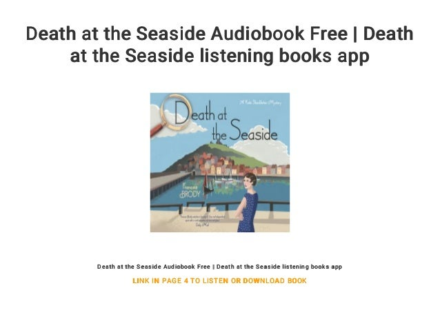 Death at the Seaside Audiobook Free | Death at the Seaside