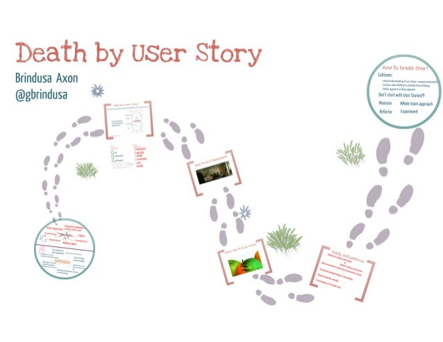 Death by User Story