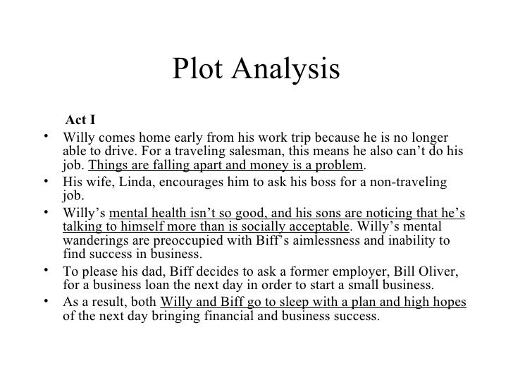 Death of salesman short summary