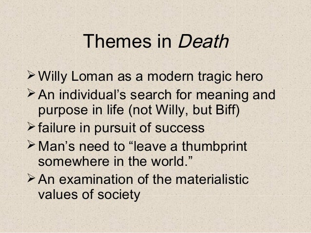 willy loman in death of a salesman essays Death of a salesman homework help questions what is the impact of willy loman's ambition on himself and others in death of a salesman death of a salesman was first published in 1949.