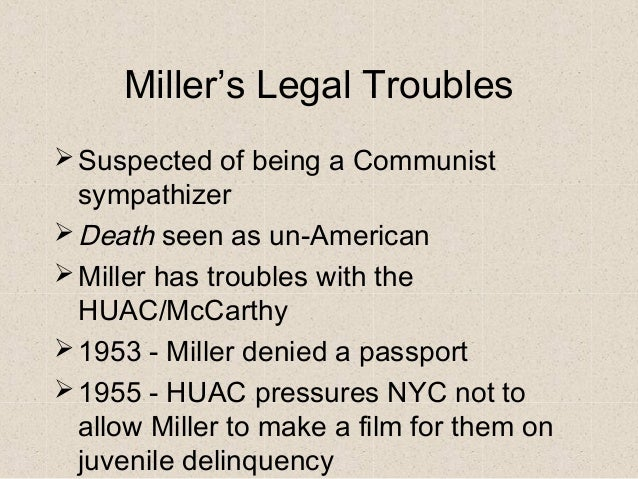 american dream in the novel death of a salesman by arthur miller Misguided american dream in arthur miller's death of a salesman death of a salesman deals with hopes and dreams gone wrong this does not.