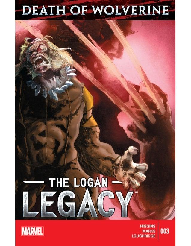 Death Of Wolverine Logan Legacy 003 DEATHOF WOLVERINE